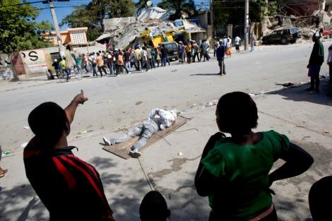 Detrimental Development: How International Aid Organizations Failed Haiti