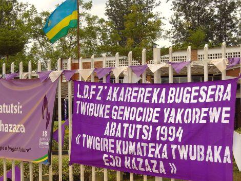 Banners_Commemorating_18th_Anniversary_of_Rwandan_Genocide_-_Outside_Catholic_Church_Memorial_-_Nyamata_-_Rwanda